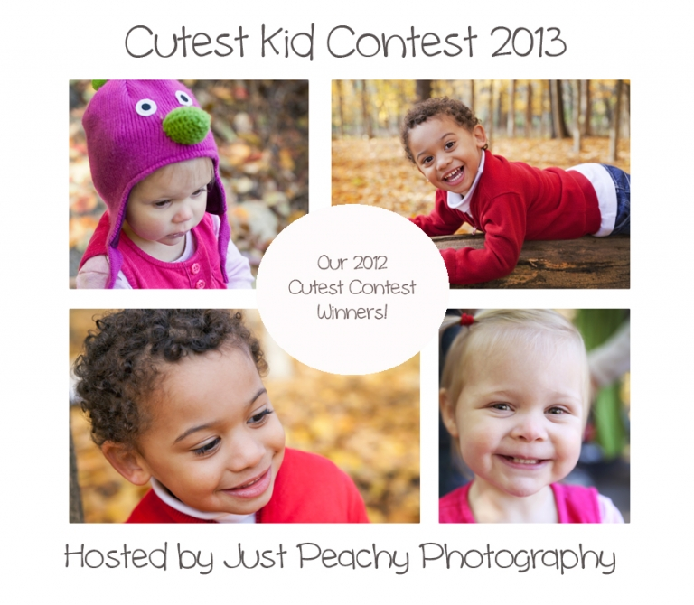 cutest kid contest 2013
